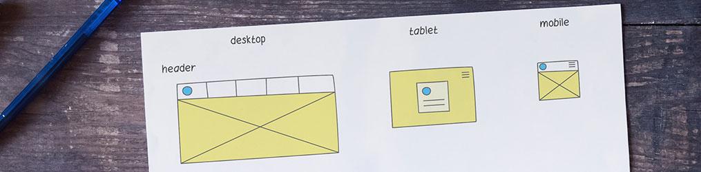 Konzeption einer Webseite